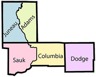 CWCAC Counties
